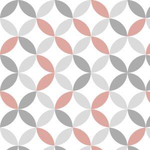 Rolo Adesivo Geométrico