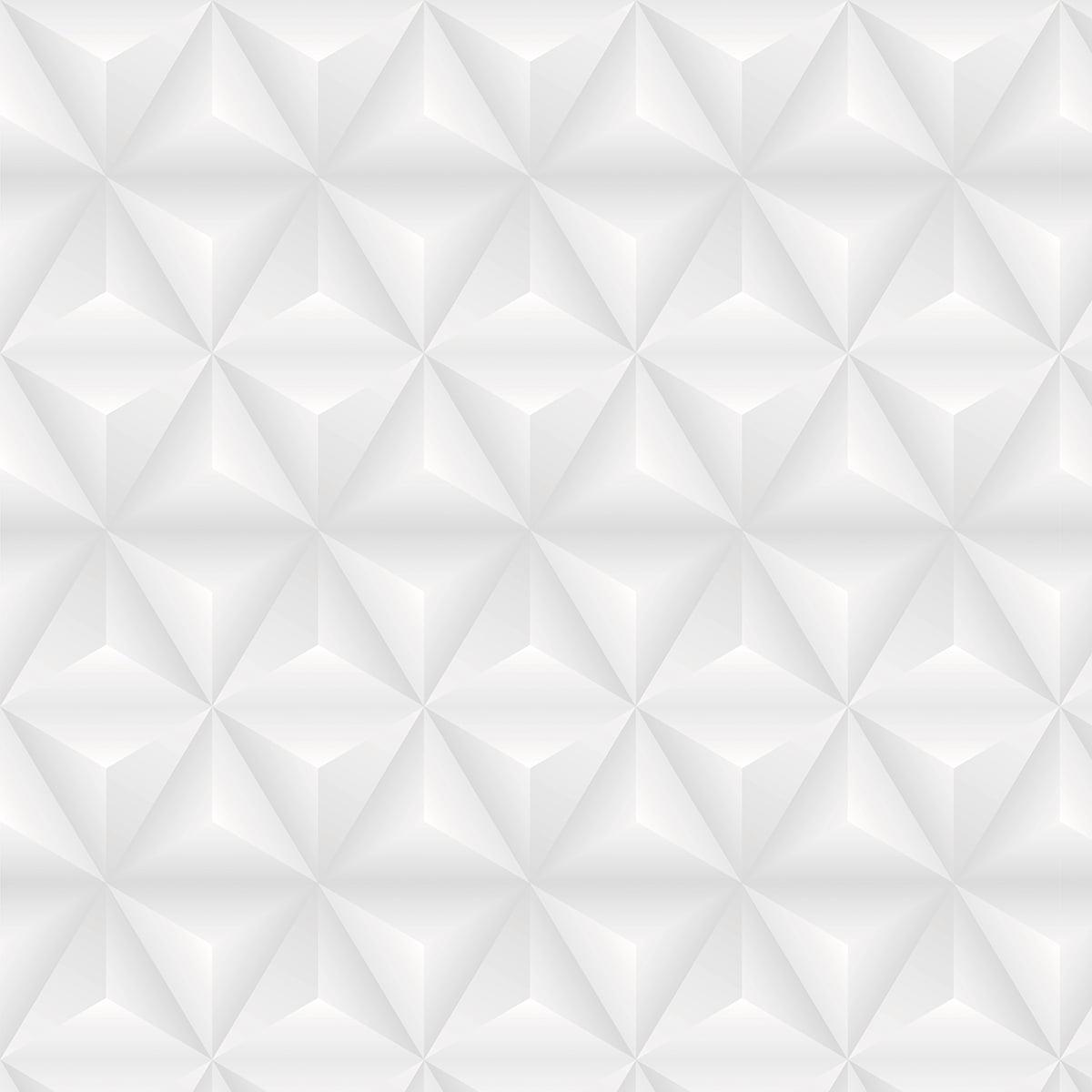 Rolo Adesivo Relevo Branco