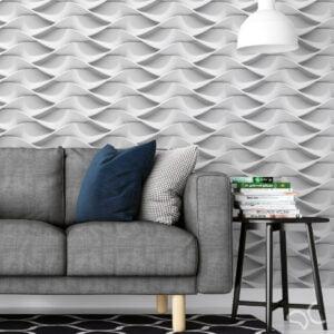 Adesivo 3D de parede Dcorando