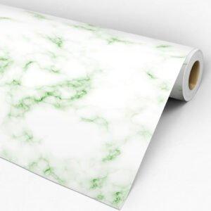Adesivo de Parede Dcorando Coleção Ambiente Decorado Mármore Verde