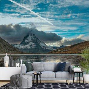 Painel Fotográfico Dcorando Montanha