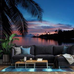 Painel Fotográfico Dcorando Sunset Thailand