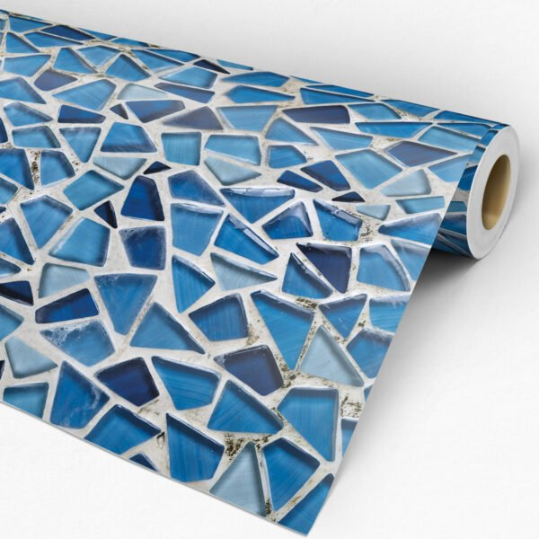 Adesivo Dcorando de Pastilha Mosaico