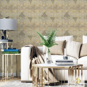 Dcorando Coleção Ambiente Decorado Form Gold