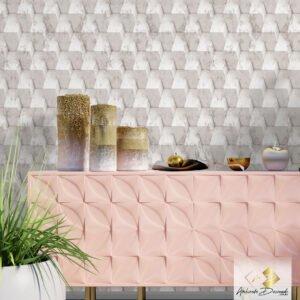 Dcorando Coleção Ambiente Decorado Block Concret White