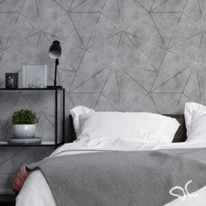 Dcorando Adesivo Zara Cimento Queimado - REVGEO187