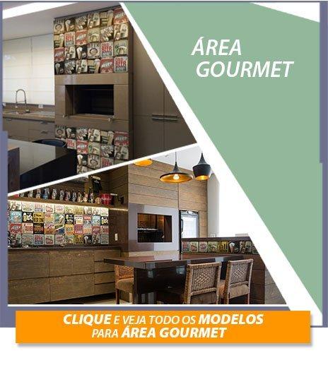 Ambientes Área Gourmet